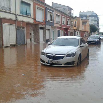 Alzira donarà ajudes per als vehicles afectats per les inundacions de 2018
