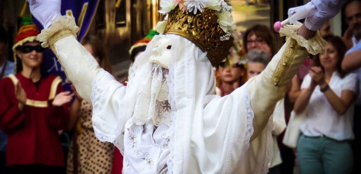 Xàtiva programa una sèrie d'activitats i vídeos per a celebrar des de casa la festivitat del Corpus Christi