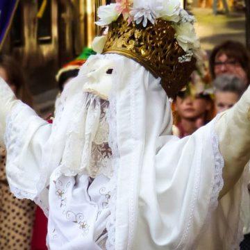 Xàtiva aspira que el Corpus, original del segle XIV, siga BIC