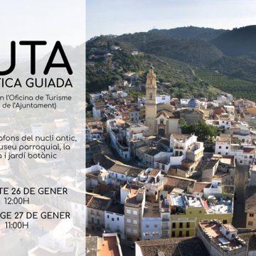 La Font d'en Carròs organitza una visita guiada al municipi