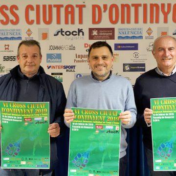 """El VI Cross """"Ciutat d'Ontinyent"""" serà puntuable per al Campionat d'Espanya"""