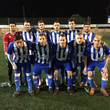 El CF Base Gandia reprén la competició amb una victòria enfront del Ròtova (5-0)