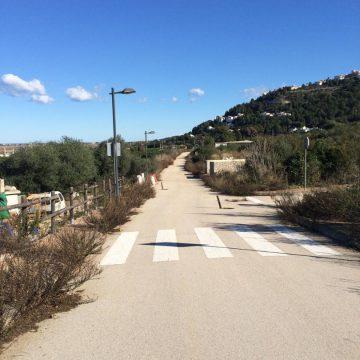 Pego millora 4 quilòmetres de camins rurals amb 100.000 euros