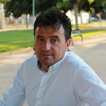 Gustavo Mascarell, candidat a l'alcaldia del Real de Gandia