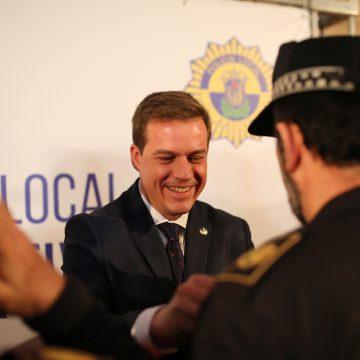 Xàtiva implanta policia de proximitat en sis barris