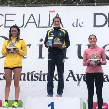 Neus Mas guanya el Campionat Autonòmic