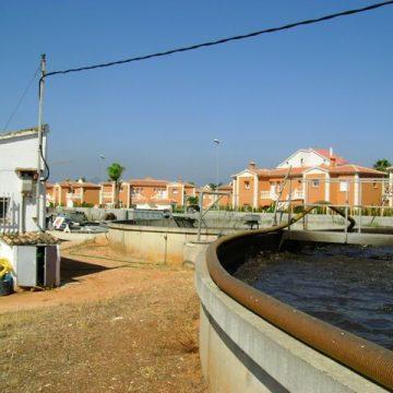 Oliva millora la qualitat de les aigües residuals amb millores en la depuradora de San Fernando