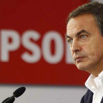 Zapatero recolzarà a Diana Morant en la seua presentació como a candidata a l'alcadia