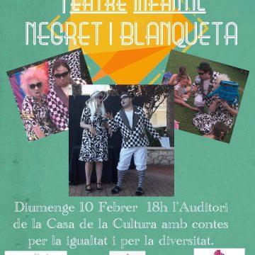Teatre infantil per la diversitat a La Font d'en Carròs