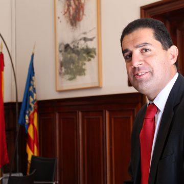 OPINIÓ | Un pressupost per a tot Alcoi. Toni Francés. Alcalde d'Alcoi