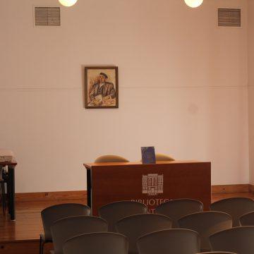 Alcoi inaugura l'Aula Literària Joan Valls