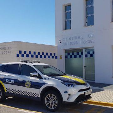 La Policia Local de Bellreguard tanca 2018 en 5.000 actuacions