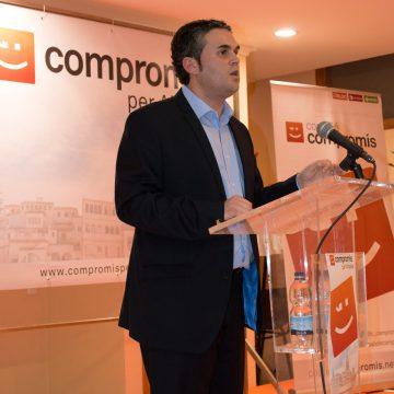 Josep Antoni Albert repeteix com a candidat a l'alcaldia d'Albaida