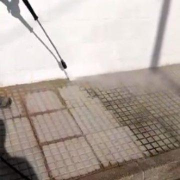 Daimús incorpora un nou sistema de neteja de carrers