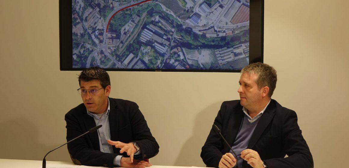 Ontinyent crearà zones per vianants, millor il·luminació i zones verdes als polígons amb 600.000 euros