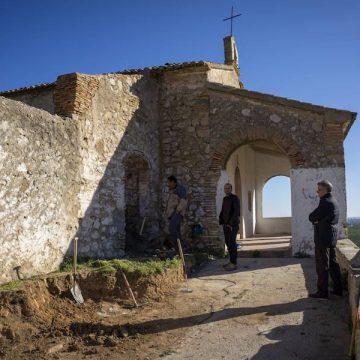 La Font inicia la restauració de l'ermita de Sant Miquel del segle XVI per a usos culturals