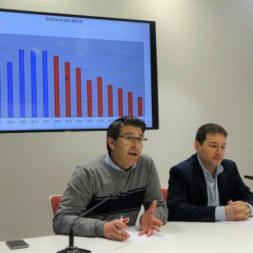 Ontinyent redueix el deute en 14 milions des del 2011