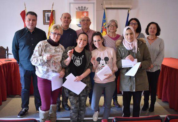 L'Alcúdia de Crespins entrega quatre habitatges de caràcter social
