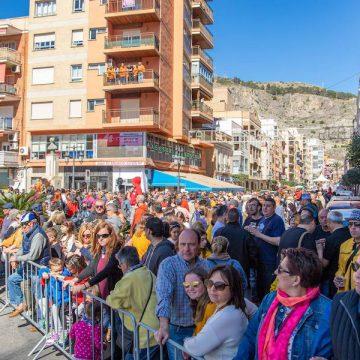 Les Falles omplin el 85% d'hotels a Cullera i el 100% d'hostals