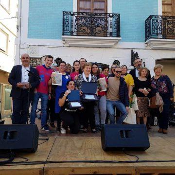 Villalonga gaudeix de la Fira Gastronòmica i el concurs de Blat Picat
