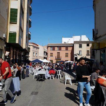 Música i tallers en la segona jornada de la Fira Gastronòmica de Vilallonga