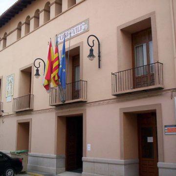 Canals rep 149.185 euros del Fons de Cooperació Municipal