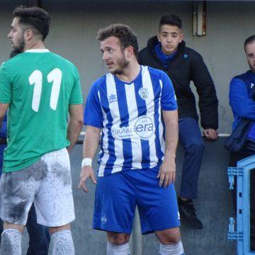 L'amateur del CF Base Gandia juga davant el CD Xeraco després del descans faller
