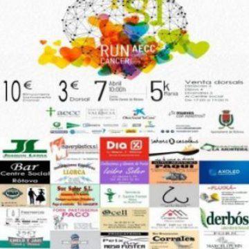 La Run Càncer arriba a Ròtova