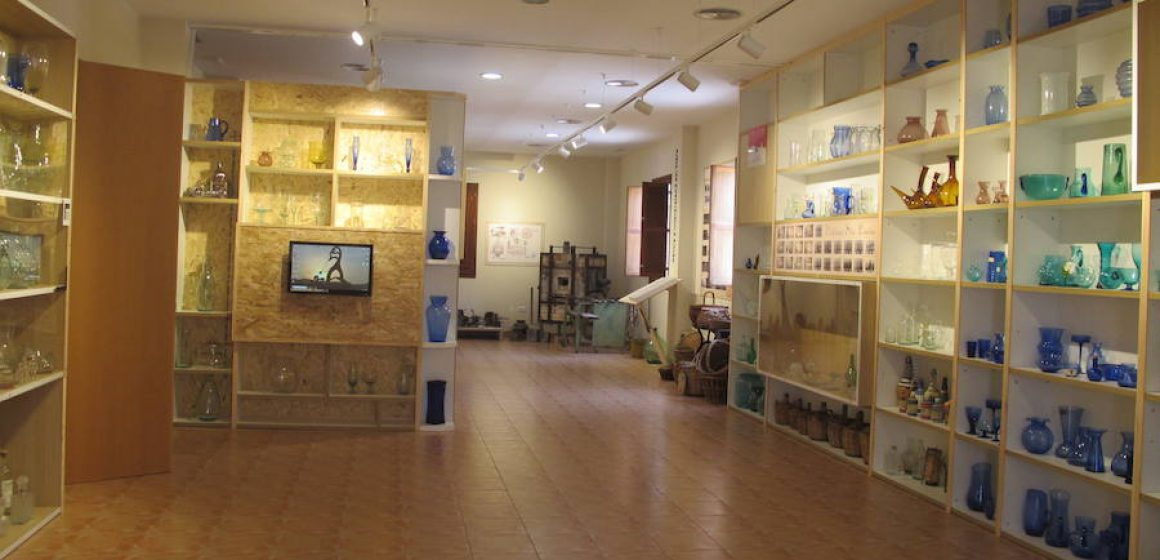 Cultura reconeix la col·lecció museogràfica del vidre de l'Olleria