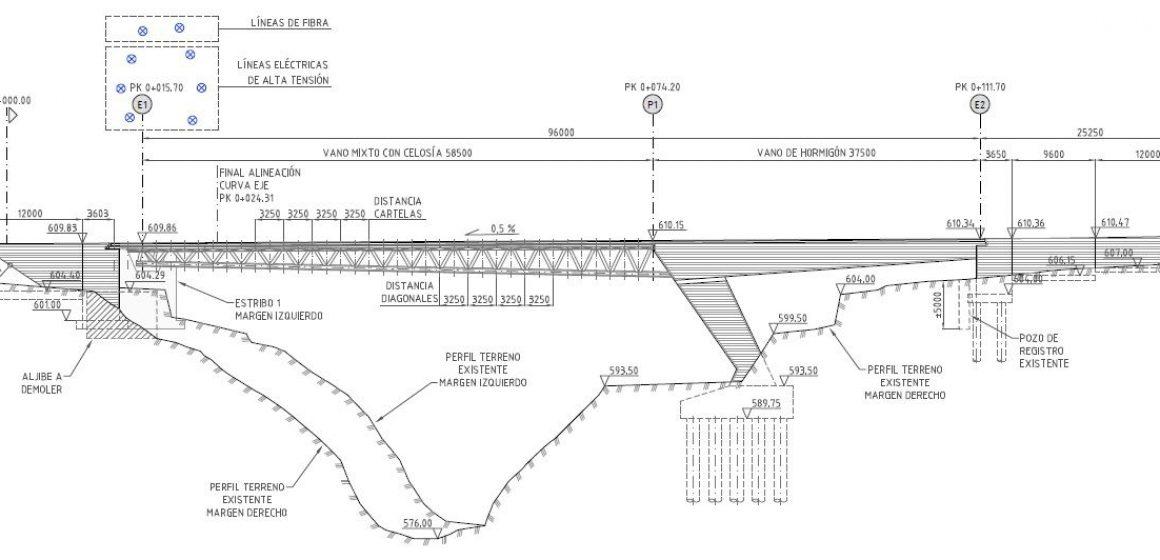Es liciten les obres del Pont de Serelles d'Alcoi