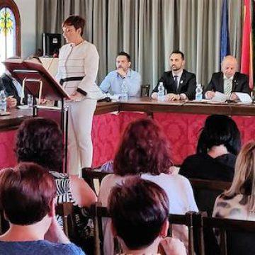 Mai Castells és la primera dona alcaldessa de Canals