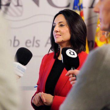 Ximo Puig confia en Rebeca Torró una de les secretaries autonòmiques més rellevants