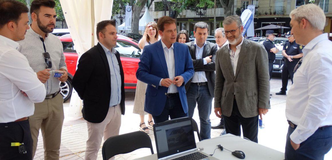S'inicia la 8a Fira d'Automoció de Xàtiva