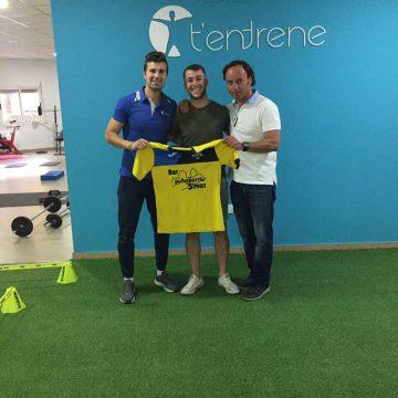 El CF Simat fitxa al tècnic Luis Román per al seu equip amateur