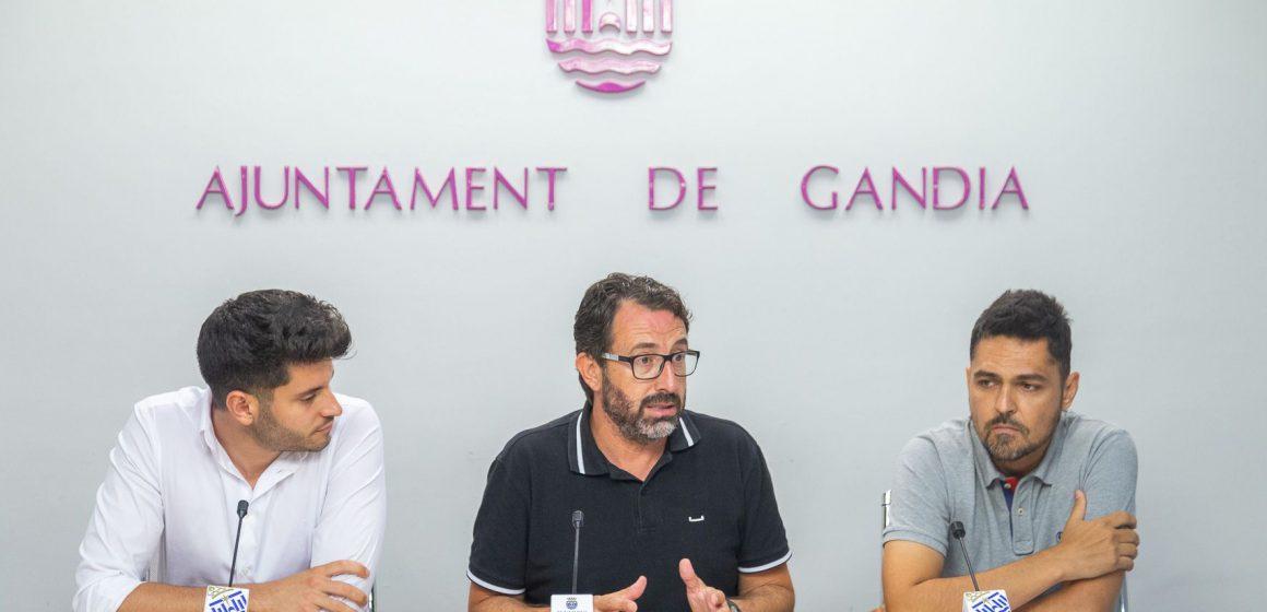 Camela, Víctor Manuel i Taburete actuen en els concerts de Gandia