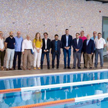 Cullera conclou les obres de la piscina i l'obrirà el 15 de juliol
