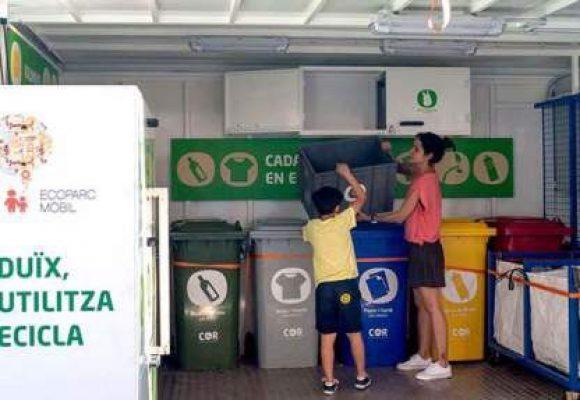 2.000 vivendes de Carcaixent participaran en un programa pilot per reduir el volum de residus