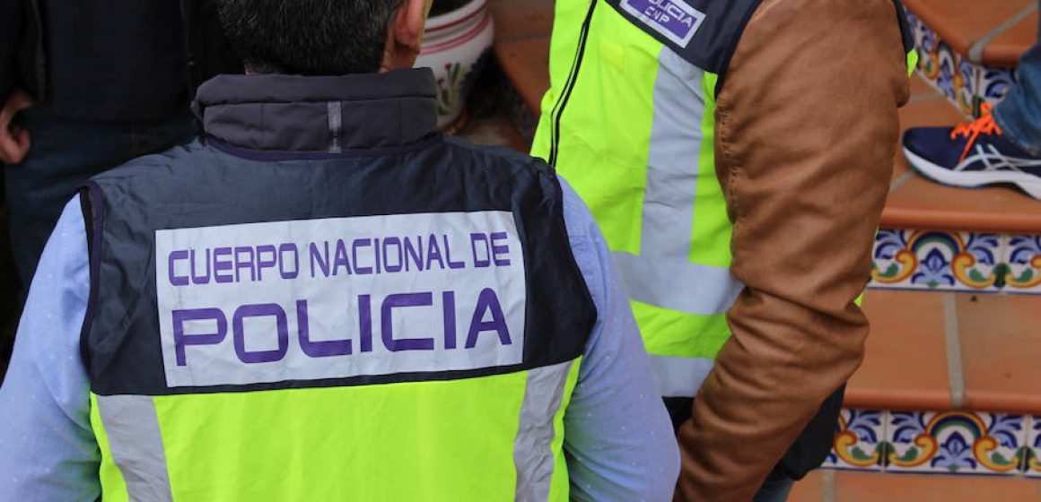 La Policia Nacional deté al presumpte autor d'un homicidi ocorregut a Gandia