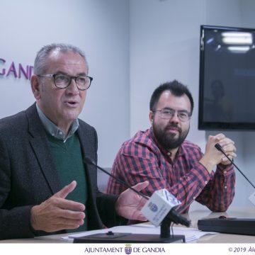 """Fira Mercat Gandia s'obri al """"Mercat d'Art"""""""