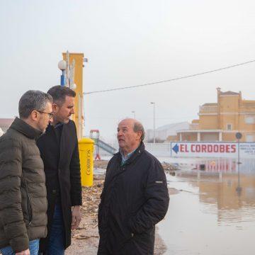 Cullera demanarà la declaració de zona catastròfica