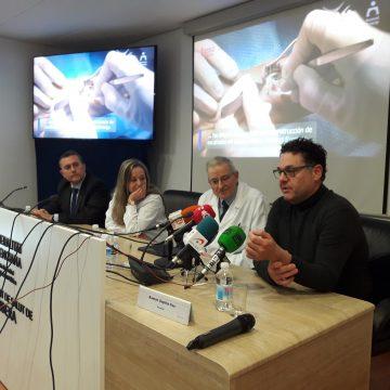 Alzira, primer hospital d'Espanya en implantar una pròtesi 3D