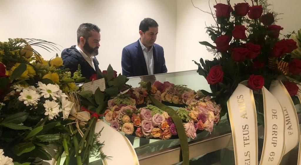 Alcoi dóna l'últim adéu a Isabel-Clara Simó el 24 de gener