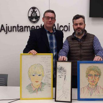 El nebot de Camilo Sesto dóna tres retrats de l'artista