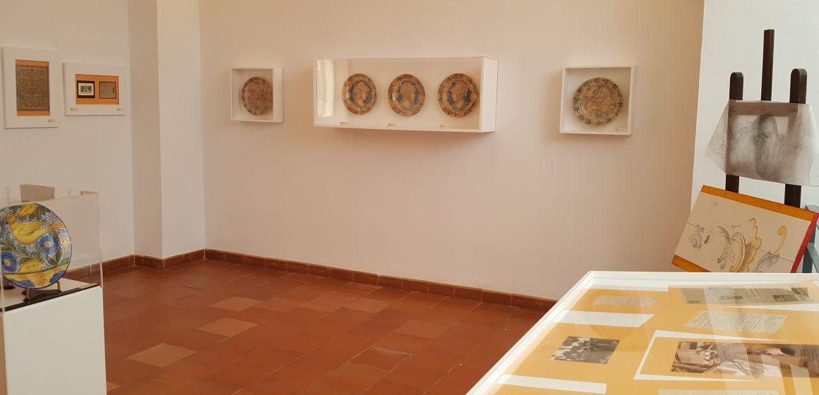 L'Almodí celebra la seua reapertura amb una mostra sobre l'obra del ceramista Francisco Aguar
