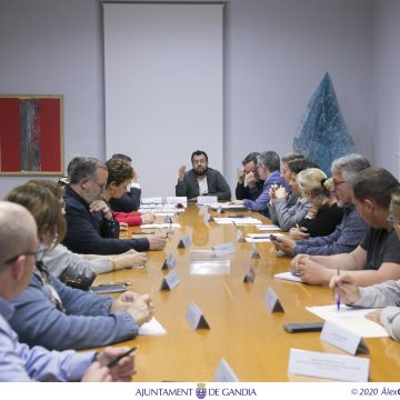 Gandia ja té nou Consell de Participació Ciutadana