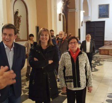 Creu Roja inaugura en Xàtiva una exposició sobre els seus 25 anys de projectes de Cooperació Internacional