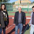 L'Ajuntament d'Ontinyent posa en marxa una Escola de Tennis per a majors de 55 anys
