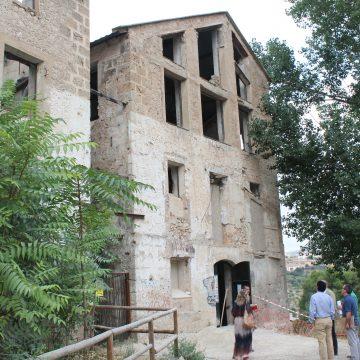 Alcoi adquireix un molí paperer del XIX, edificat sobre un fariner