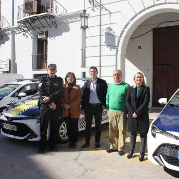 L'Ajuntament d'Ontinyent aposta per la sostenibilitat en la seua flota de vehicles