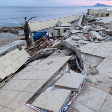 Bellreguard aprova la declaració de zona catastròfica